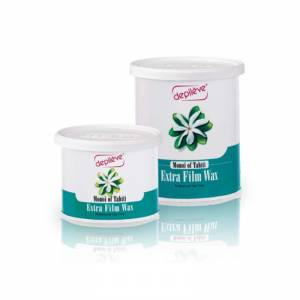 Wosk Film wax Monoi of Tahiti  400g - Depileve