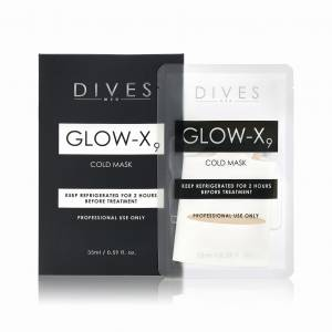 DIVES MED - GLOW-X9 - COLD MASK  35ML
