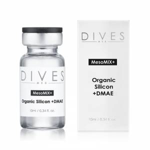 ORGANIC SILICON + DMAE 10 x 10ml - DIVES MED.