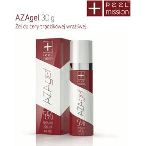 AZA gel - Peel Mission